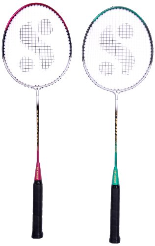 5. Silver's Sb-414 Gutted Badminton Rackets