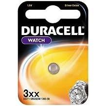 Duracell 389/390-C1 - Lote de 1 pila de botón (óxido de plata)