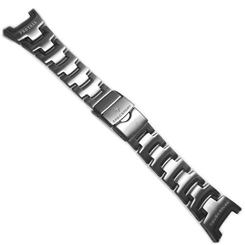 Casio Pro Trek Ersatzband Titan Band Silberfarben PRW-1500T 10290991
