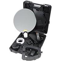 Micro CS40 HD EasyFind Impianto satellitare digitale HDTV Camping (CI, HDMI, USB 2.0, EasyFind, 230/12V, PVR-Ready), colore: Nero prezzi su tvhomecinemaprezzi.eu