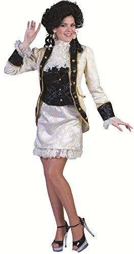 Komponist Kostüm - Barock Lady Julienne Gr. 44 46