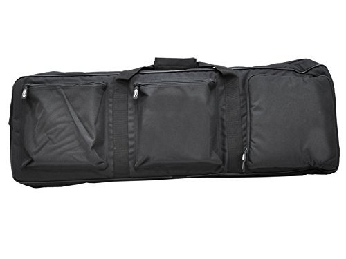 arsuk- Gewehr Softair Gewehr BB Gun Bag Tasche Gun Case Gun Bag - length-86 cm - Schwarz Farbe (Guns Sub-machine Gun Airsoft)