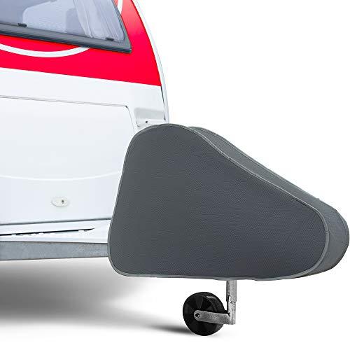 Fast Mile Deichselhaube, Deichselabdeckung für Wohnwagen & Anhänger - Wasserdicht Deichselschutz mit Klickverschluss