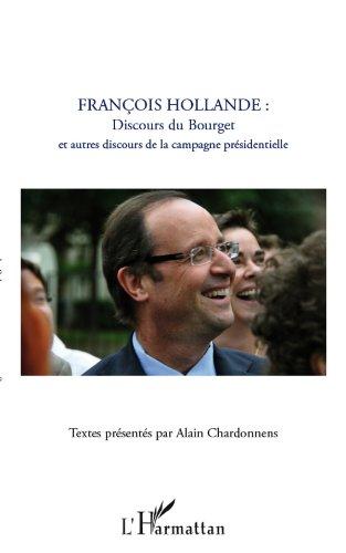 François Hollande : discours du Bourget...
