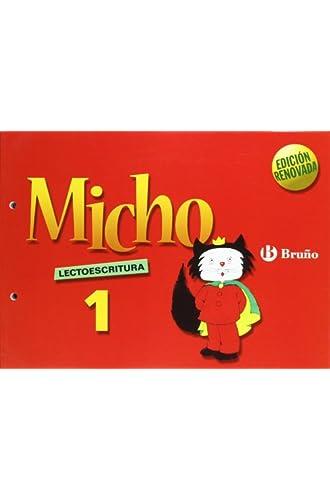 Micho 1 Lectoescritura