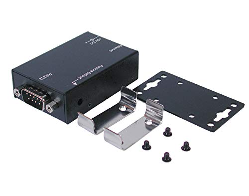 Exsys EX-6030 Ethernet zu 1x RS-232 Metall Kabel