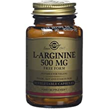 Solgar L-Arginina 500 Mg - 50 Cápsulas