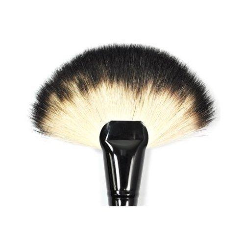 BF Professional Grand Maquillage Fan Brush (BF) de cheveux de chèvre Brosses CODE: 537A