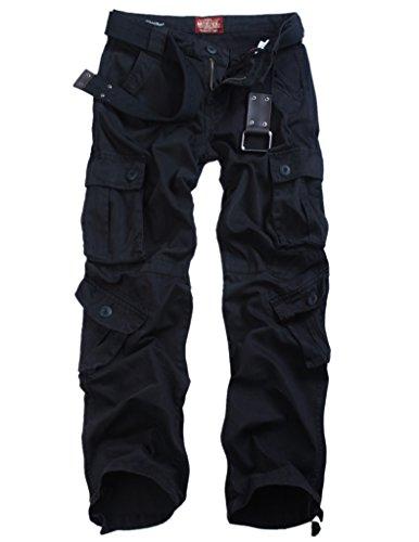 Match Herren Cargo hose #3357 3357 Blau