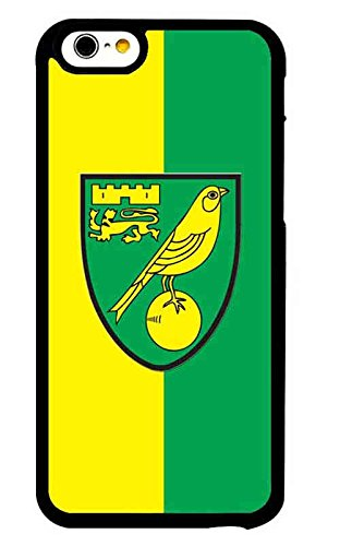 Creative Phone Case Cover For Iphone 6/6s 4.7 Inch Hülle With Norwich City F.C. Series Screen Protector Case Cover