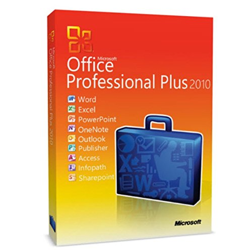 Microsoft® Office Professional (PRO) 2010. ISO CD / DVD. 32 bit & 64 bit. Deutsch. Original Lizenz. Microsoft Office 2010 Word