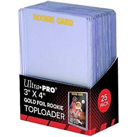 Ultra carga superior titular de la tarjeta de novato profesional BOX (oro) (25 piezas) (jap?n importaci?n)