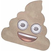 Figurine Solaire Emoticone Caca Emoji Smiley Solar Poo Style Fleur