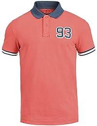 BLEND Gregor Herren Poloshirt T-Shirt Kurzarm