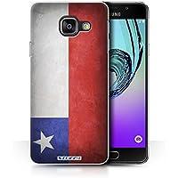 Coque de Stuff4 / Coque pour Samsung Galaxy A3 (2016) / Chili/Chiliean Design / Drapeau Collection