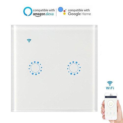 Smart Lichtschalter, Orbeor Touch Schalter Funktioniert mit Alexa ...