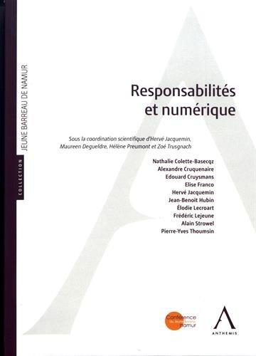 Responsabilités et numérique