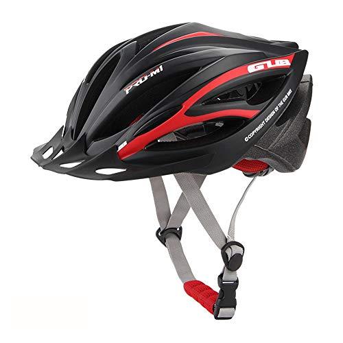 HTAA Fahrradhelm Fahrrad Motorrad Schutzhelm Männer und Frauen Outdoor Ausrüstung (Color : D) (Mx-racing-ausrüstung)