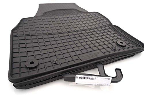 Preisvergleich Produktbild kh Teile 66410 Gummimatten Allwetter Gummi Fußmatten 4-teilig