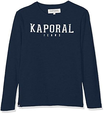 Kaporal Nesso,T-shirt à manches longues, Bleu (Navy), 16 Ans (Taille Fabricant: 16A)