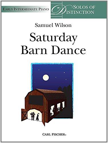 Saturday Barn Dance by SAMUEL WILSON (15-Mar-2007) Sheet music