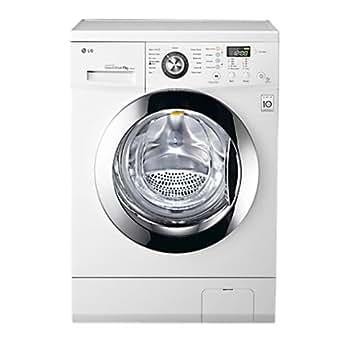 LG F12B4WDP2 Front-loading Washing Machine (6.5 Kg, Blue White)