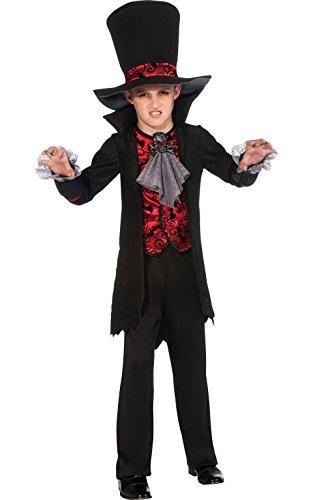 Kinder Kostüm Lord Vampir - Rubie 's Offizielles Vampire Lord Kostüm Jungen Klein
