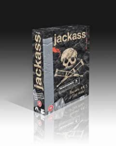Jackass: The Movie/Volumes 2 And 3 [DVD]
