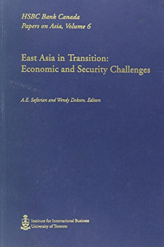 east-asia-in-transition-economic-and-security-challenges-hsbc-bank-canada-papers-on-asia