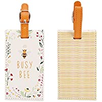 'Busy Bee' Luggage Tag