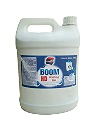 M.A. Trading Presents Boom HD Washing Gel (5Kg ,Pack Of 3)