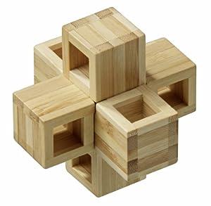 Philos - Puzzle de madera de 3 piezas Importado de Alemania