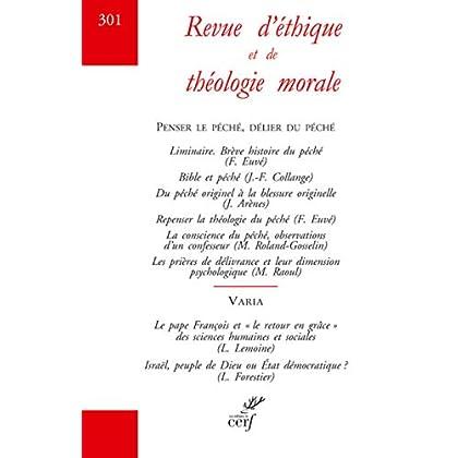 Revue d'éthique et de théologie morale Hors série numéro 16 2019