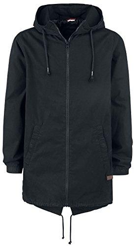 Produkt Boyhood Parka Mantel schwarz Schwarz