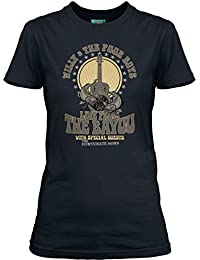 Creedence Clearwater Revival inspired Willy & The Poor Boys, Women's T-Shirt