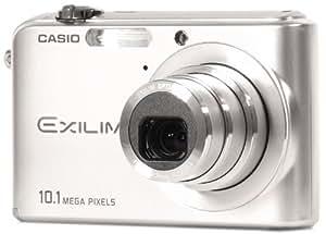 Casio EXILIM Zoom EX-Z1000 Digitalkamera (10 Megapixel) silber