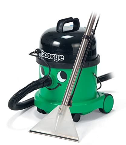 Numatic GVE370-2GREEN George Bagged Cylinder 3 in 1 Vacuum Cleaner