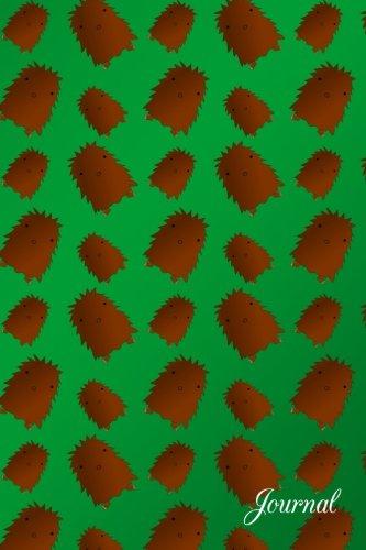 Journal: Green cute baby bigfoot notebook por Brothergravydesigns