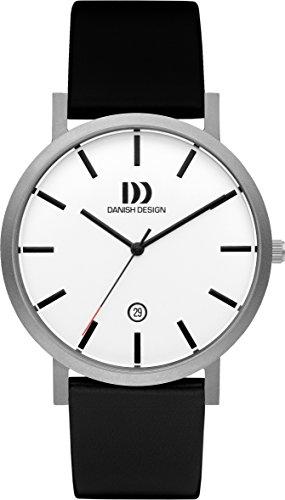 Danish Designs Reloj analógico para Hombre de Cuarzo con Correa en Piel DZ120437