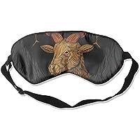 Creative Deer Pattern Sleep Eyes Masks - Comfortable Sleeping Mask Eye Cover For Travelling Night Noon Nap Mediation... preisvergleich bei billige-tabletten.eu