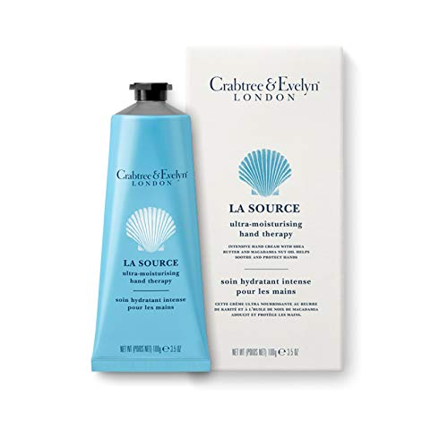CRABTREE & EVELYN La Source-Handtherapiecreme/Nagelcreme, 100 g -