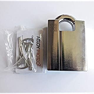 ABLOY PL362T PROTEC2 Steel Padlock With 2 Keys And ID Card