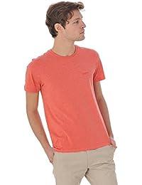 Chevignon Tee Shirt Bectc002 corail chine