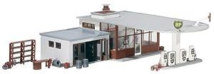 Faller 130347 - Gasolinera BP Miniatura (Escala H0) Importado de Alemania