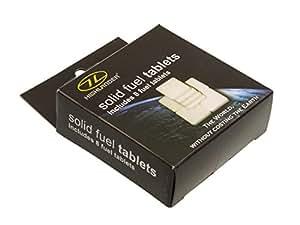 Highlander Solid Fuel Tablets - White