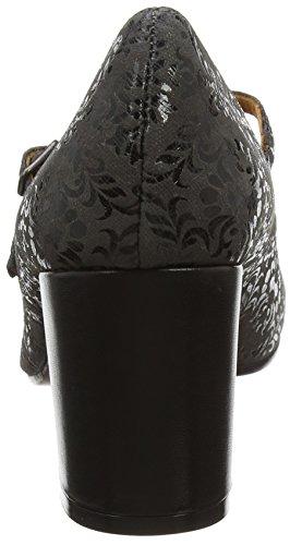 grey cinturino con snow Feijun Grey Donna Chie tailu Scarpe negro Mihara ntC1qwx1I8