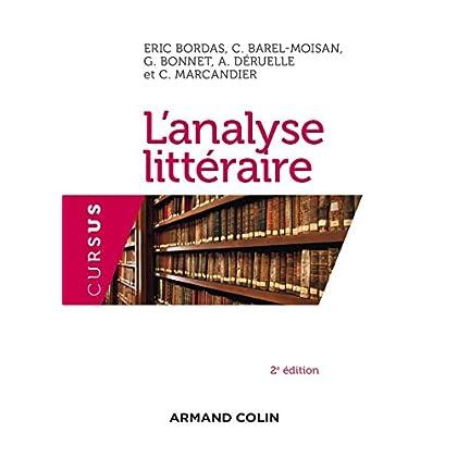 L'analyse littéraire - 2e éd. - NP