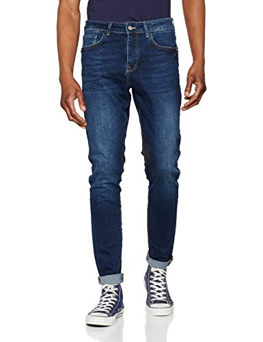 find-cropped-skinny-mdt-jeans-homme-bleu-w38-l34-taille-fabricant-38