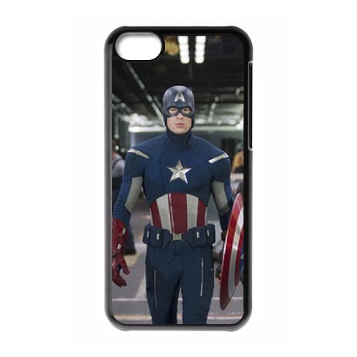 LP-LG Phone Case Of Avengers Marvel For Iphone 5C [Pattern-6] Pattern-2