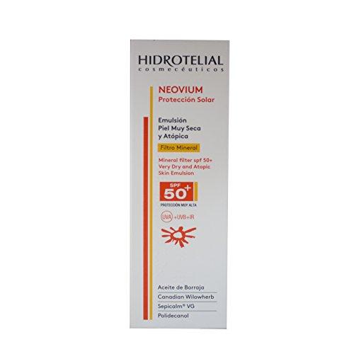 HIDROTELIAL CREMA GEL PROT SOLAR 50+ 100